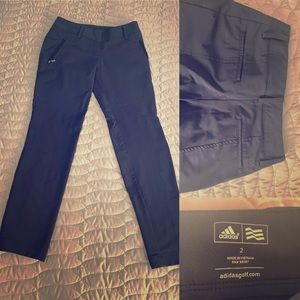Adidas waterproof gold pants